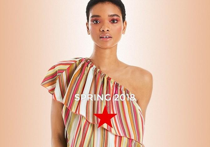 Macy's trae ofertas y una nueva colección para la primavera