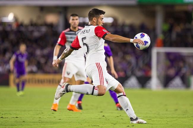 """Júnior Moreno: """"Vamos a trabajar para lograr grandes cosas"""""""