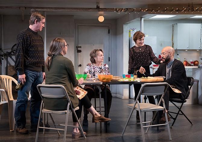 Una obra teatral galardonada sobre la importancia de la familia, con un actor de raíces boricuas