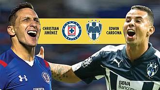 En San Antonio Monterrey vs. Cruz Azul
