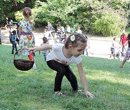 Tradición. Diversas actividades se realizarán para que toda la comunidad disfrute de la Pascua.