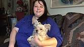 Renea Molden pudo dejar de consumir opioides con la ayuda de otras alternativas para luchar contra su dolor crónico.
