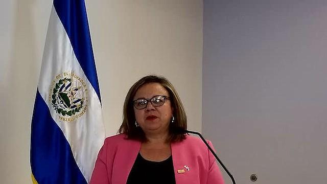Embajadora Claudia Canjura: Hemos traído a empresas de El Salvador para que se interrelaciones con compañías salvadoreñas o latinas de otras nacionalidades