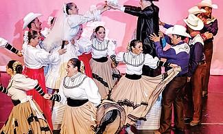 Ballet Folklórico de Austin.