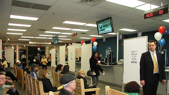 RMV Danvers Branch, Liberty Tree Mall.