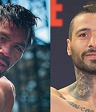 MANNY PACQUIAO Y LUCAS MATTHYSSE