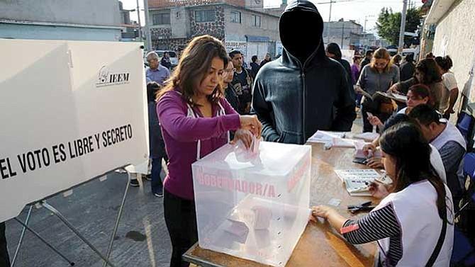 'Narcos' intentan penetrar en elecciones