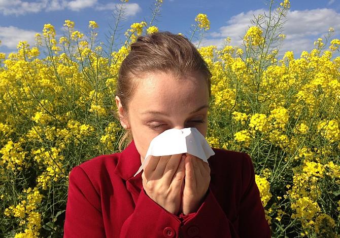 Consejos para combatir la alergia estacional