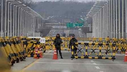 Las dos Coreas preparan una reunión de alto nivel para el 1 de junio