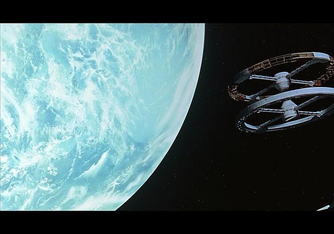"""""""2001: Una odisea del espacio"""", 50 años del estreno de una epopeya metafísica"""