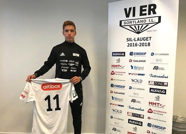 El salvadoreño Renato Punyed jugará en Noruega