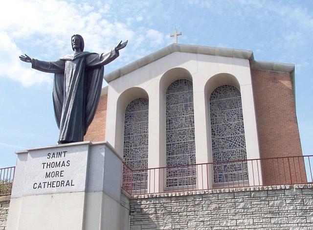 Obispos salvadoreños celebran misa en VA