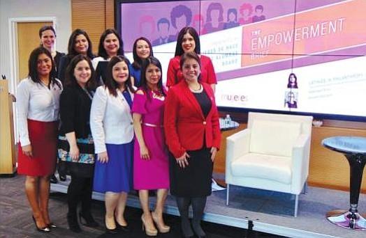 Latinas profesionales empoderan el cambio en DC