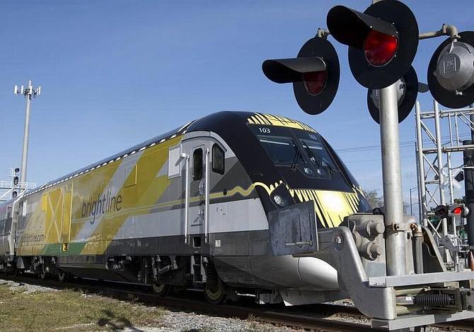Falleció otra persona atropellada por tren de alta velocidad de Florida