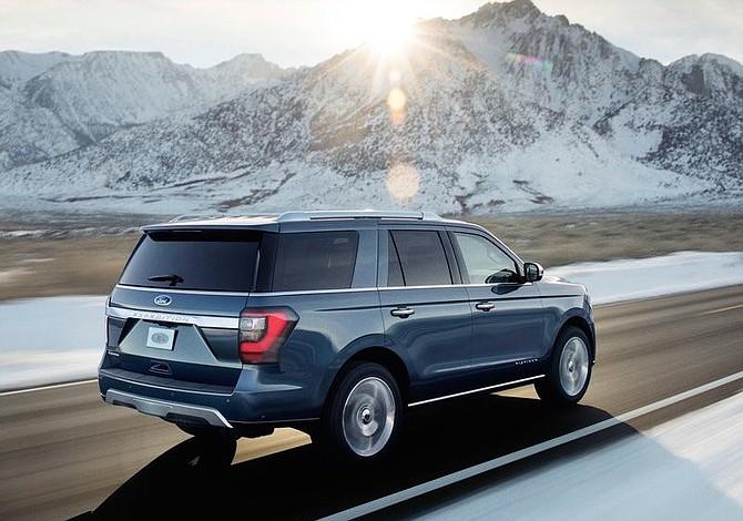Ford llama a revisión casi 350.000 vehículos en Norteamérica