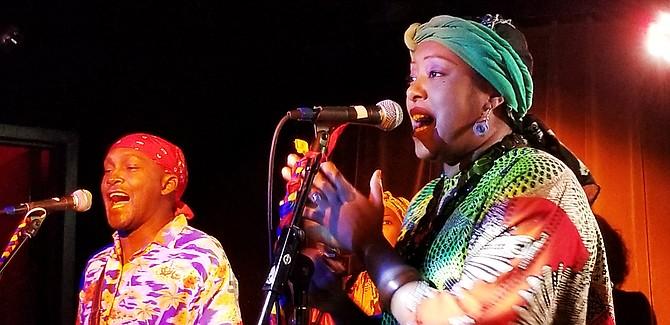 La agrupación lleva un canto afro-venezolano local alrededor del mundo
