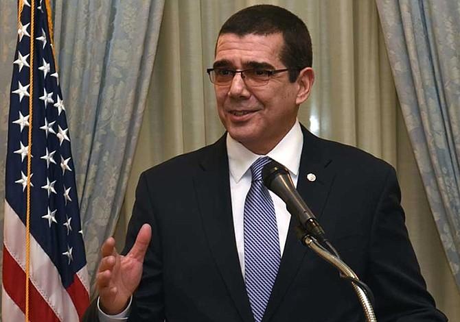 Embajador de Cuba en EEUU se reunió en Miami con cubano-estadounidenses