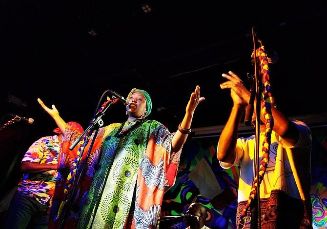 Tradición, misticismo y música afro-venezolana hacen vibrar a Washington DC
