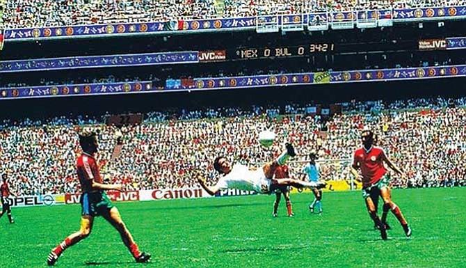 Polémica por la elección del mejor gol de los Mundiales