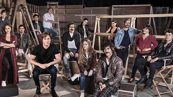 'Luis Miguel La Serie' se estrena este 22 de abril