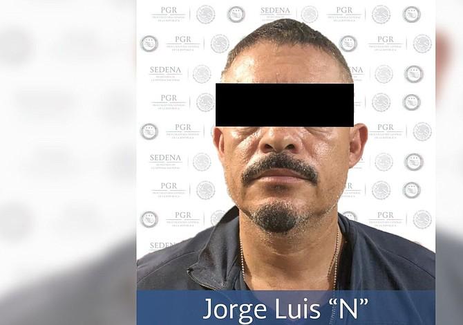 Detenido presunto operador del Cártel Jalisco Nueva Generación en México