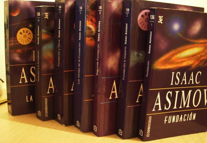 """Apple se hace con los derechos de """"Foundation"""", la trilogía de Isaac Asimov"""