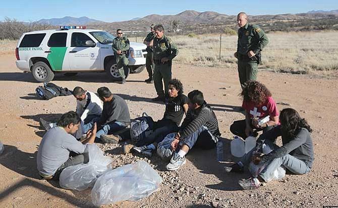 Tolerancia cero contra cruces fronterizos ilegales