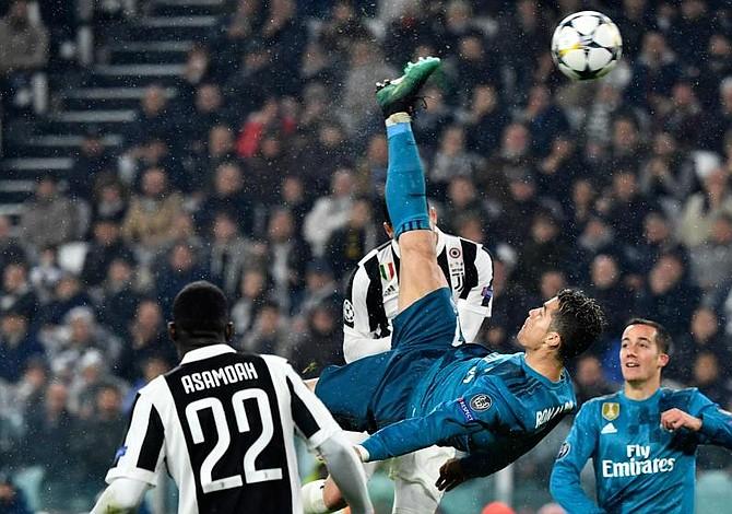 El Real Madrid amplia un récord, ocho semifinales consecutivas