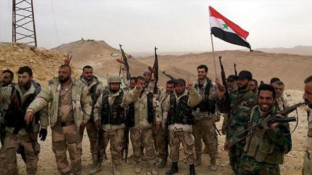 Fuerzas gubernamentales evacúan sus principales bases en Siria