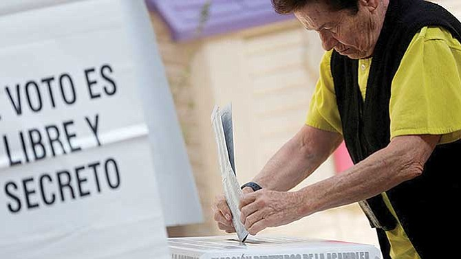 PARA ELECCIONES: Organismo Electoral firma acuerdo con Google