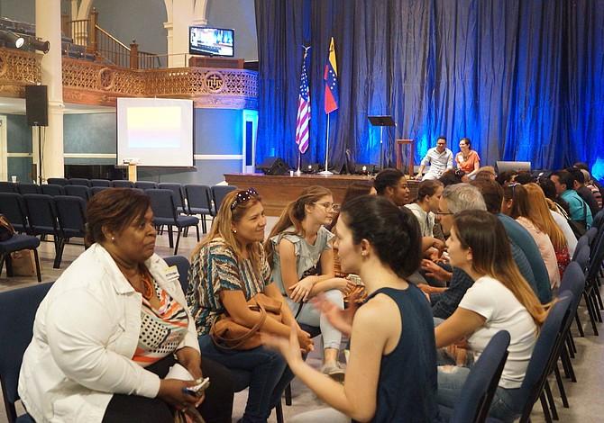 Sábado 14 de abril: Networking de venezolanos en Boston
