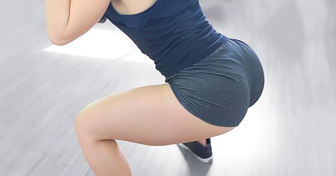 La zona de los glúteos se beneficia, y mucho, de la práctica de ejercicios específicos para esta zona. Foto: enformaconsalud.com.