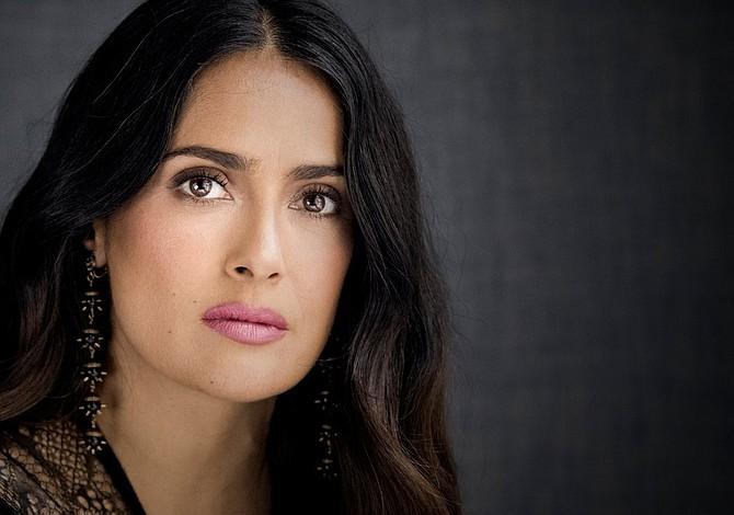 Salma Hayek firma un acuerdo de producción con el estudio Lionsgate