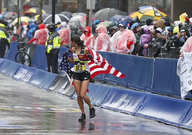 El clima fue el gran protagonista del maratón de Boston 2018