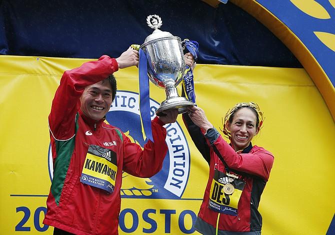 ¿Cuánto dinero se llevan los ganadores del maratón de Boston?