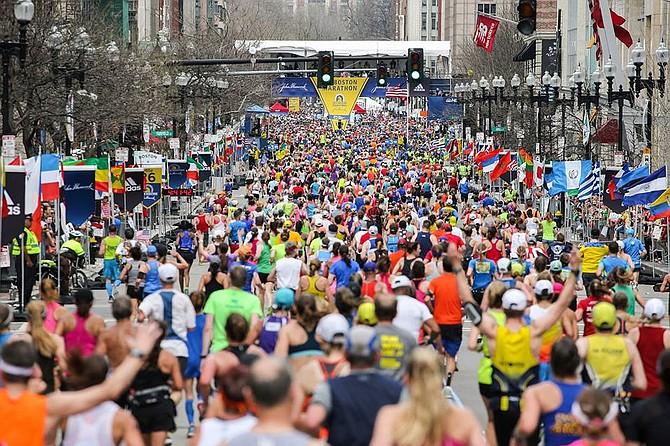 Boston Marathon Facebook