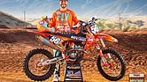 Anthony Rodriguez, corredor de motocross