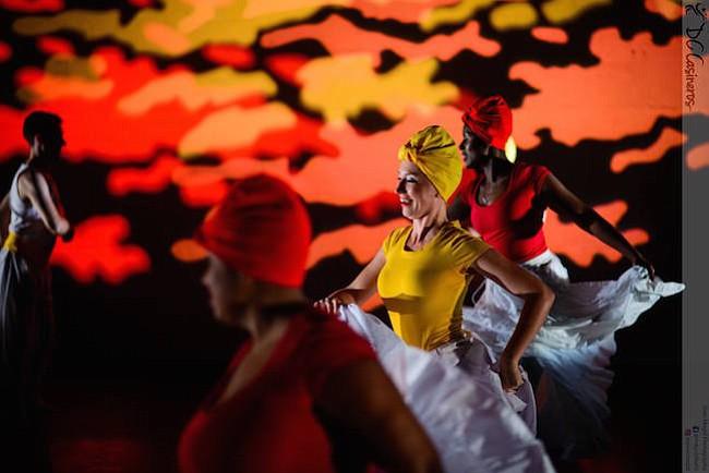 RUEDA. La compañía de baile DC Casineros es famosa a nivel internacional por su experiencia bailando diversos estilos de bailes cubanos.