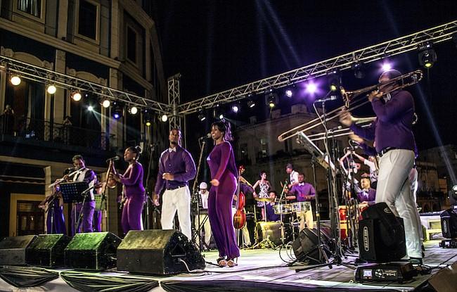 DANZÓN. La Orquesta Miguel Failde promueve el danzón y constituye un verdadero patrimonio cultural de Matanzas y de toda Cuba.