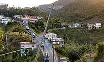 Foto: Keiko Hiromi Infraestructura eléctrica sigue fallando en Puerto Rico