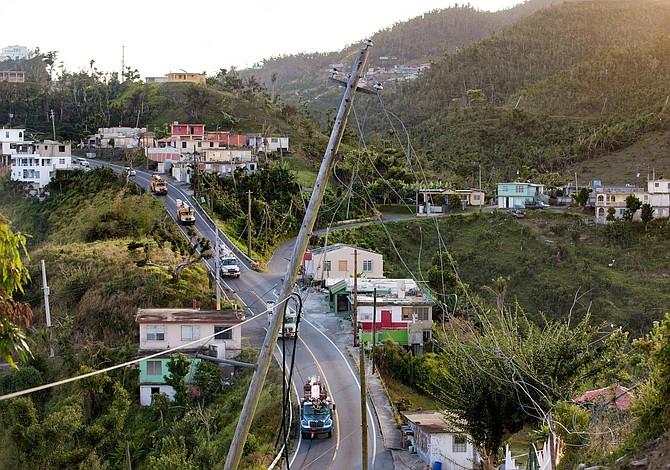 Apagón en Puerto Rico