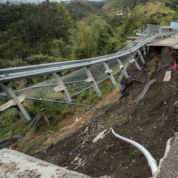 En el centro del país es difícil ignorar carreteras que necesitan trabajo intenso de reconstrucción.
