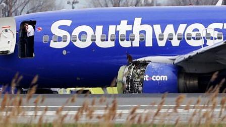 Un muerto en aterrizaje de emergencia en aeropuerto de Filadelfia