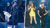 ELECTRÓNICA. Moenia (izquierda) y Belanova (derecha), dos bandas representativas del synth pop mexicano, ofrecerán un concierto en San Antonio el 27 de mayo.