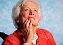 Barbara Bush murió el martes.