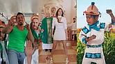 MUSICALES. Los spots publicitarios 'Chavo chaka', 'La niña bien' y 'Movimiento naranja' son el otro rostro de la contienda política mexicana.