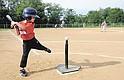T-ball. Los más pequeños podrán iniciarse en este juego que es similar al beisbol.