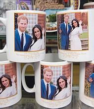 Recuerdos de la boda del príncipe Harry y Meghan Markle ya están a la venta en el Reino Unido. Foto: mx.hola.com.