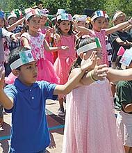 Estudiantes de primer grado de Golden Hill K-8 School. Foto-Archivo: Horacio Rentería/El Latino San Diego.