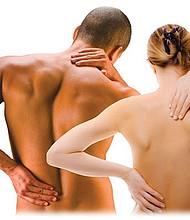 Algunos malos hábitos pueden comprometer la columna vertebral y afectar nuestra calidad de vida. Foto: institutovalenciano.com.